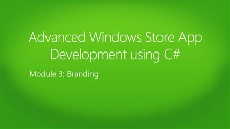 Advanced Windows Store App Development Using Csharp