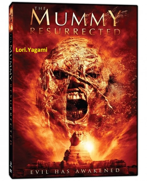 The Mummy Resurrected (2014) 720p BRRip x264-YIFY