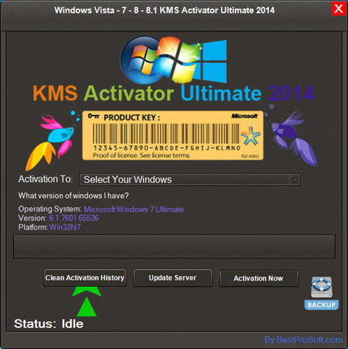 Windows KMS Activator Ultimate 2014 2.3 +Portable