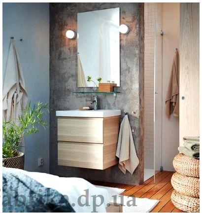 Ванная комната в каталоге Икеа  - рекомендации мастера