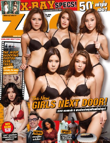 Zoo Weekly Thailand - 16 June 2014