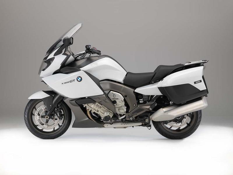 Туристические мотоциклы BMW K1600GT/K1600GTL 2015