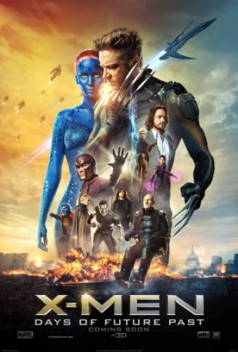 X-Men Days of Future Past (2014) KORSUB 720p WEBRip XviD AC3-REFiLL
