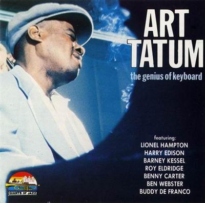 Art Tatum - The Genius Of Keyboard (1990)