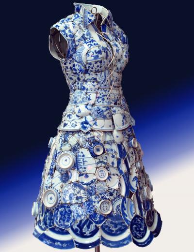 15 необычных платьев, креативность которых зашкаливает