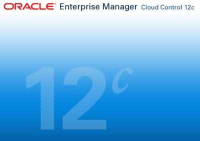 Oracle 12c Enterprise Manager Cloud Control v12.1.0.4