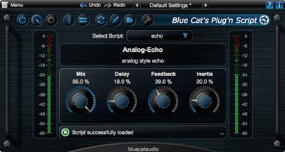 Blue Cat Audio Blue Cats Plugn Script v1.1 WiN