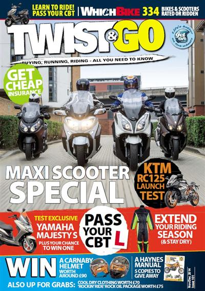 Twist & Go – November-December 2014 (True PDF)