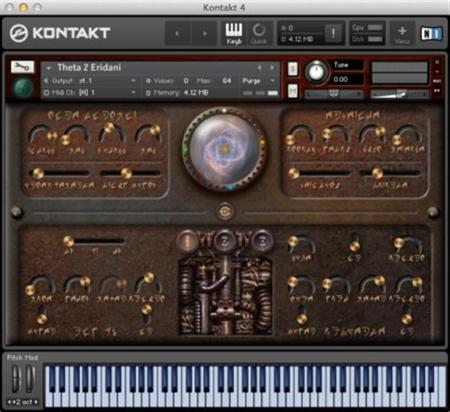 Hollow Sun Sounds of the Universe for Kontakt (10.14.2014)