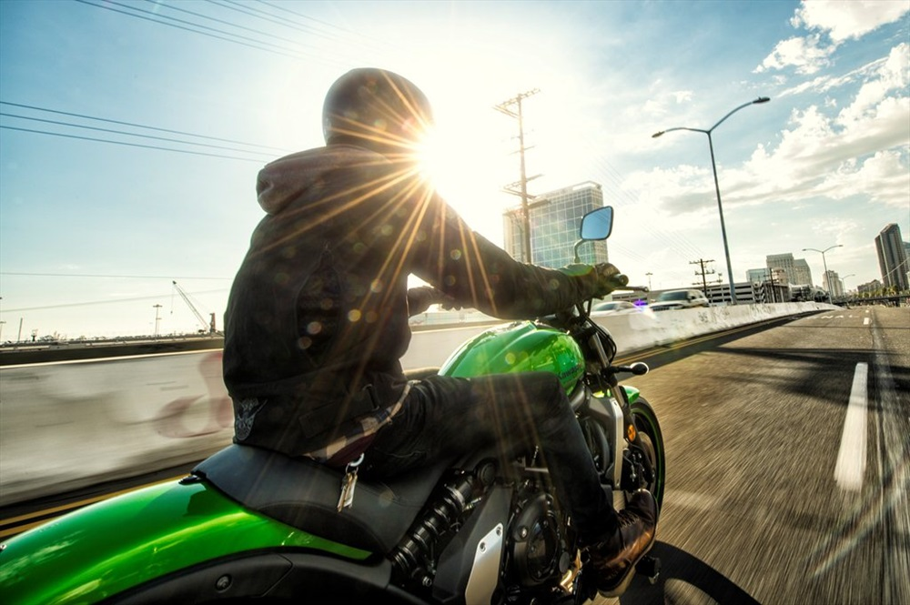 Новый мотоцикл Kawasaki Vulсan S 2015