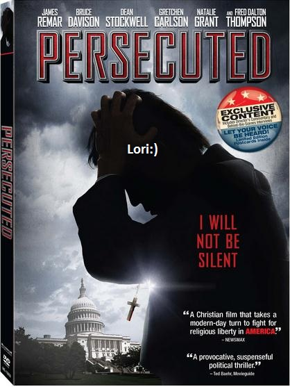 Persecuted 2014 720p BRRip XviD AC3-RARBG