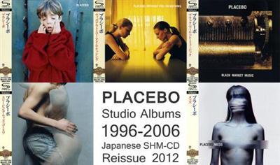 Placebo - Studio Albums (1996-2006)