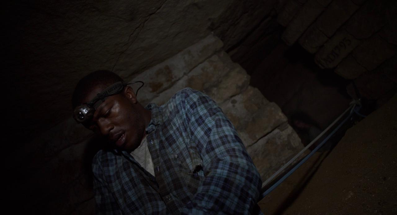 Париж: Город мёртвых / As Above, So Below (2014) BDRip 720p | Лицензия