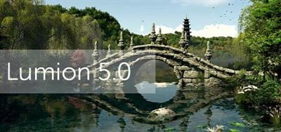 Lumion Pro v5.0 Multilingual (8.12.2014)