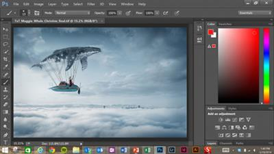Adobe Photoshop CC 2014 v15.2.2 Multilingual MacOSX - P2P (December 16, 2014)