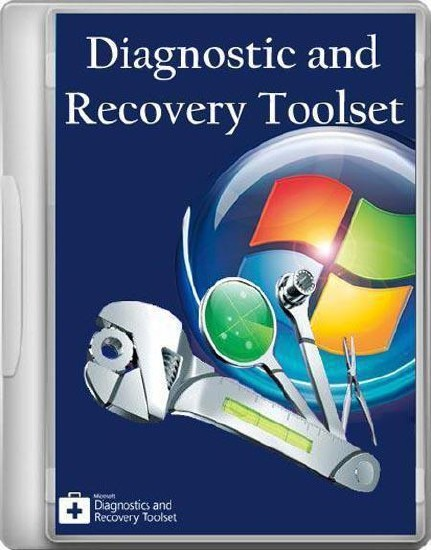Microsoft Diagnostic and Recovery Toolset (MSDaRT) All in one 13.12.2014 (x86/x64/RUS)