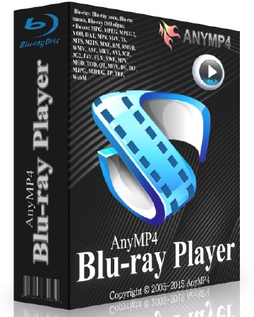 AnyMP4 Blu-ray Player 6.2.10 + Rus