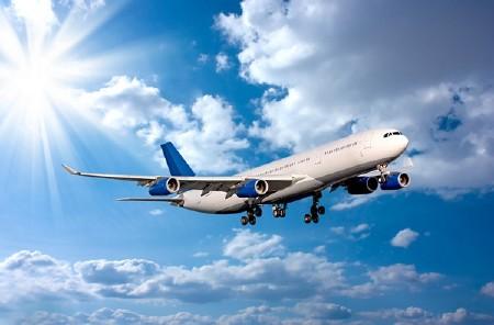 Авиалайнеры гражданской авиации (подборка изображений)