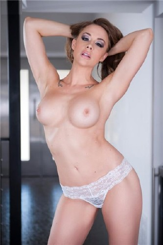 Chanel Preston in Industrial Babe