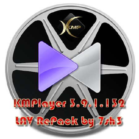 The KMPlayer 3.9.1.132 Final + LAV RePack by 7sh3 (01.02.2015)