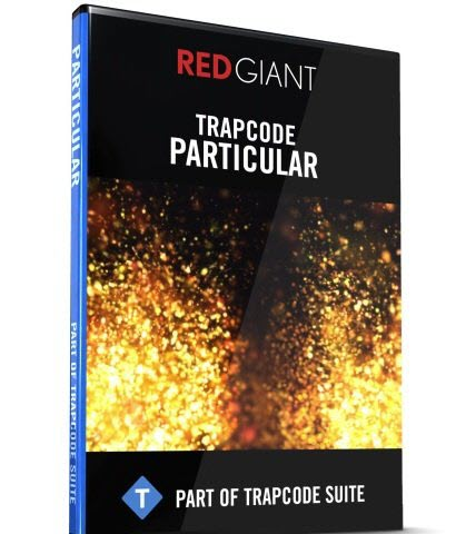 Red Giant Trapcode Particular v2.2