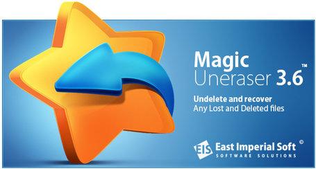 Magic Uneraser 3.6 Multilingual + Portable