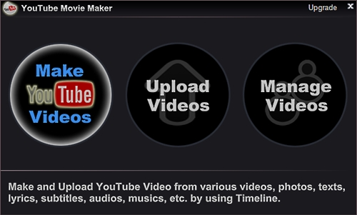 Youtube Movie Maker 12.23