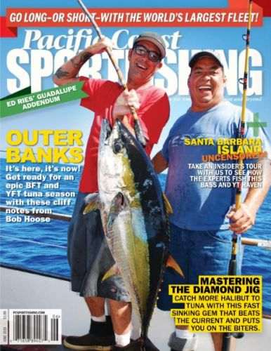 Pacific Coast Sportfishing -- June 2016