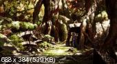 ��������������� ����� / �����: ���� �������� / Gin'iro no kami no Agito / Origin: Spirits of the Past (2006) HDRip   MVO