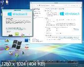Windows 8.1 Enterprise x86/x64 UPD BeaStyle v.1.16