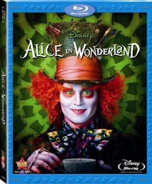 Алиса в стране чудес / Alice in Wonderland (2010) BDRip 1080p