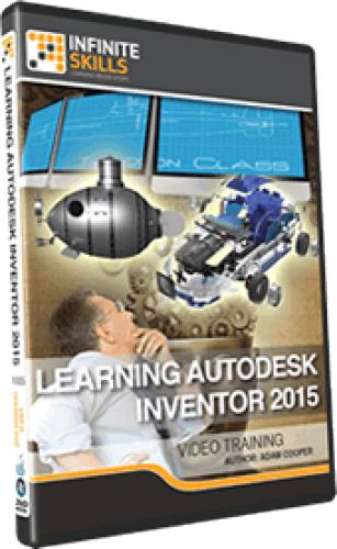 InfiniteSkills - Learning Autodesk Inventor 2015 Training Video (Full)