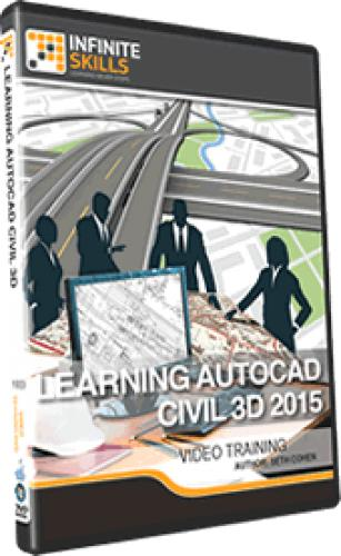 InfiniteSkills - Learning AutoCAD Civil 3D 2015 Training Video