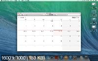 OS X Mavericks (13D65/2014/MULTI/RUS)