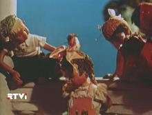 Юля-капризуля (1955) TVRip
