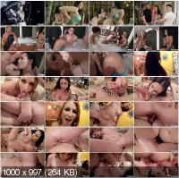 RealSlutParty - Daisy Owens, Emmanuelle London, Mishka - Jacuzzi Floozies [HD 720p]