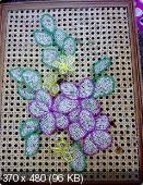 Цветы из мешковины, джута, шпагата B78105a6abfe3809c7ea7fd73df7b160