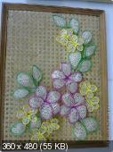Цветы из мешковины, джута, шпагата 18d303f45c551668f9a73cac5c2836eb