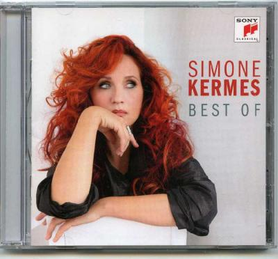Simone Kermes – Best of / 2011 Sony Music Entertainment
