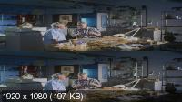 Крылатые монстры с Дэвидом Аттенборо / Flying Monsters 3D with David Attenborough (2011) BDRip (1080p)