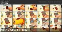 Заточка ножа за 1$ за 10 минут до бритвенной остроты / Заточка ножа за 1$ за 10 минут до бритвенной остроты (2014) mp4