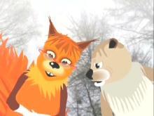 Настоящая сказка. Сборник мультфильмов / 2006-2008 / DVDRip