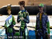 Космические гонки (2007) DVDRip