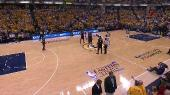 NBA Playoffs 2014 / East / Final / Game 5 / Miami Heat @ Indiana Pacers (28.05.2014) WEB-DL 720р