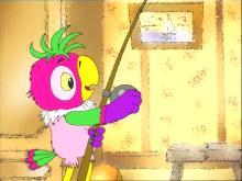 Возвращение блудного попугая / Новые приключения попугая Кеши (1984-2005) DVDRip