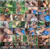HardFuckGirls - Tiffany - In The Forest With Blonde Hard Fuck Gir [HD 720p]