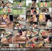 ClubSevenTeen - Lucy, Angelica, Sindy, Cora - Lesbian Riding School [HD 720p]