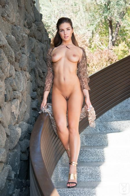 Playboy [Playmates]: Jessica Ashley - Oasis (14*06*2014)