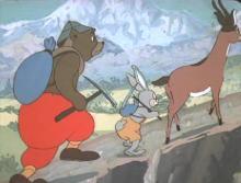 Отважные альпинисты (1950) DVDRip