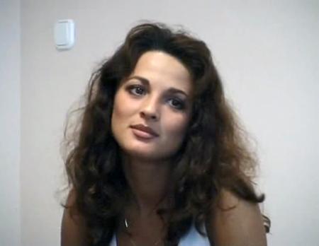 Украинская учительница на кастинге